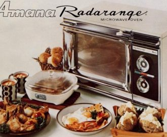 first home microwave