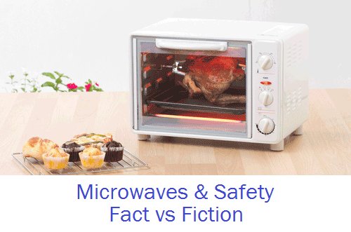 Counter Top Microwave Safety