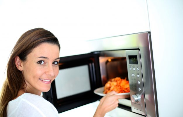 Food and microwaves
